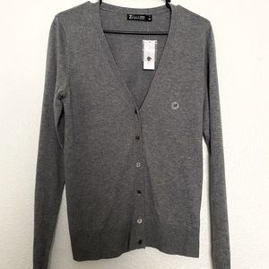 NWT New York & Company Button Up Cardigan
